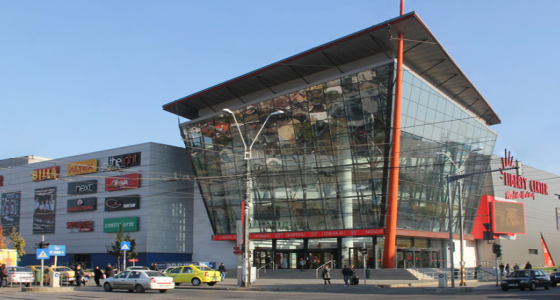 ליברטי רומניה